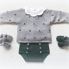 Com Maria Carapim In - Diy Crafts - maallure Baby Knitting Patterns, Knitting For Kids, Baby Patterns, Knitting Wool, Knitting Ideas, Fashion Kids, Layette Pattern, Pull Bebe, Diy Bebe