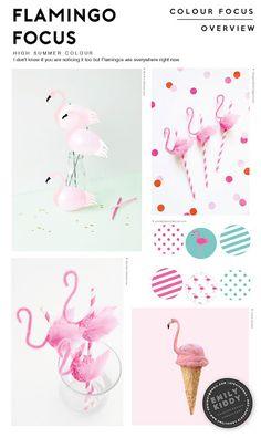 Emily Kiddy: Trend : Flamingos