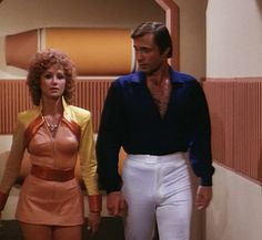 Nancy Frangione guest stars on Buck Rogers In The 25th Century