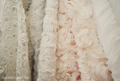 Ruche Bridal Collection at ThreadSence.com