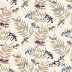 Stof design patroon affinity designer bijen en blad Affinity Designer, Fabric Design, Quilts, Blanket, Blankets, Patch Quilt, Kilts, Log Cabin Quilts, Comforter
