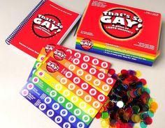 'That's So Gay!', el juego de mesa #LGTB (pineado por @OrgulloWine) #gay #colors #colours #rainbow #pride #freedom #gaypride #BeTrue