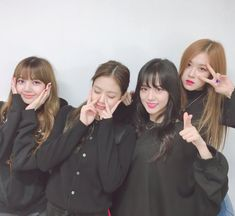 Jisoo, Jennie, Rosé and Lisa Kpop Girl Groups, Korean Girl Groups, Kpop Girls, Kim Jennie, Yg Entertainment, Blackpink Members, Black Pink Kpop, Blackpink Photos, Pictures