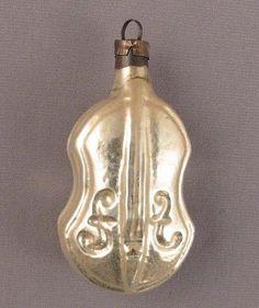 Vintage Russian Christmas ornament.