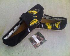 Custom paramore shoes!