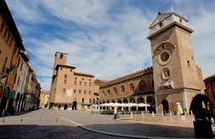 Mantova: Piazza Erbe