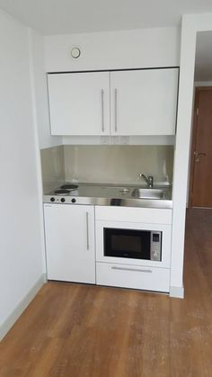 #Elfinonthego: One of 272 of our space saving compact mini kitchens installed at student accommodation in Elephant Road!
