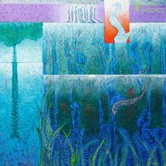 Página de Osman Samudio en Galeria Tamarindo.