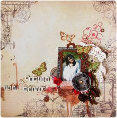 Made by Groszek: Chwile jak motyle/Moments like butterflies