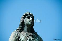 """Laden Sie das lizenzfreie Foto """"Friedhofsengel #1390"""" von jrgn_flow zum günstigen Preis auf Fotolia.com herunter. Stöbern Sie in unserer Bilddatenbank und finden Sie schnell das perfekte Stockfoto für Ihr Marketing-Projekt!"""