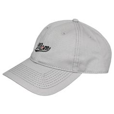 18377c991db85 Baseball Mom - Relaxed Fit Cap