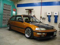 1991 Honda Civic Si Hatchback                                                                                                                                                                                 More