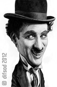 Funny Cartoon Characters, Funny Cartoons, Fictional Characters, Vevey, Charlie Chaplin, Wtf Face, Weird Face, Real People, Famous People
