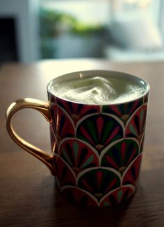 The Conscious Dietitian   Simple Turmeric Ginger Latte   http://www.theconsciousdietitian.com