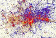 Tourists Vs Locals: 20 Cities Based On Where People Take Photos - Brilliant Maps