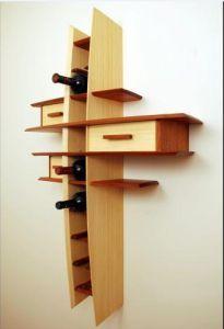 #woodworking #woodwork #wood #wooden #rack #shelves
