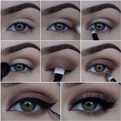 Image via We Heart It #beautiful #cosmetic #eyebrows #girl #gorgeous #inspiration #inspired #makeup #pretty