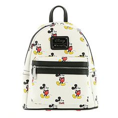 35713c39d The perfect Loungefly Loungefly x Mickey All Over Mini Backpack Sports  Fitness online. [$56.00