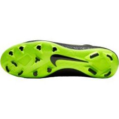Nike Herren Fußballschuhe Rasen Phantomvsn Pro Dynamic Fit Game Over Fg, schwarz/gelb, Gr. 40eu Nike