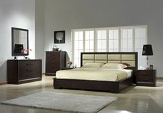 Modern bedroom furniture design Archives - Page 56 of 124 - Amazing Home Design Contemporary Bedroom Furniture Sets, Italian Bedroom Furniture, Cheap Bedroom Furniture, Wood Bedroom, Modern Furniture, Furniture Ideas, Brown Furniture, Bedroom Decor, Ideas