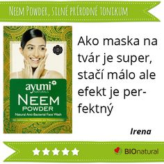 Hodnotenie prášku neem http://www.bionatural.sk/p/neem-powder-silne-prirodne-tonikum-100-g?utm_campaign=hodnotenie&utm_medium=pin&utm_source=pinterest&utm_content=&utm_term=neem_powder