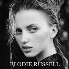 The Hive Management now representing Elodie Russell #thehivemodels
