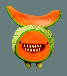 Cantelope, from Cloudy with a Chance of Meatballs 2, in theaters Sept. 27: http://www.movietickets.com/movie_detail.asp?movie_id=133381