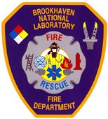 Brookhaven National Laboratory Fire Rescue Group, Emergency Services Division Patch     http://setcomcorp.com/csbheadset.html