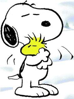 Snoopy always makes me smile.