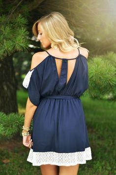 Love this dress! Apricot Lane