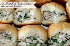 The Best Ever Chicken Salad - Mirlandra's Kitchen
