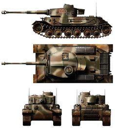 Porsche Tiger
