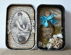 Craft Mix~ collecting altoid tins