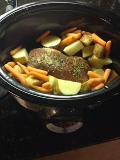 Fit.Fun.Lifestyle: Quick and Flavorful Pork Roast