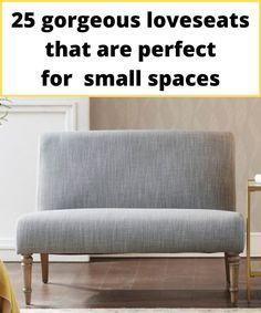 Armless grey sofa