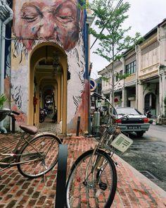 Love lane - Georgetown Penang