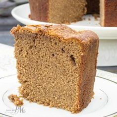 Chocolate Pound Cake recipe is dense, moist and lightly chocolate flavored. This classic cake recipe has a tender texture and small crumb and perfect for chocolate lovers! Chocolate Pound Cake, Chocolate Flavors, Chocolate Recipes, Chocolate Color, Just Desserts, Delicious Desserts, Dessert Recipes, Party Recipes, Party Snacks