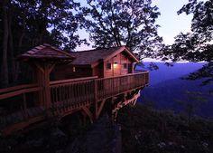 Primland - Tree House - Visit Virginia's  Blue Ridge