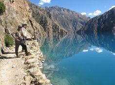 Phoksumdo Lake-Dolpo Trekking in Nepal  Photo by Nepal Gateway Trekking — National Geographic Your Shot