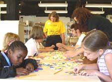 math to teach art