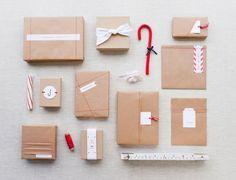 Shimtokk Packaging Tutorial via Martha Stewart's Gift Wrap Challenge.