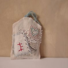 lavender sachet Lavender Bags, Lavender Sachets, Scented Sachets, Pin Cushions, Applique, Roxy, Reusable Tote Bags, Crafty, Embroidery