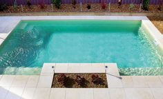 Serenity Fibreglass Pool