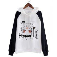 High-Q Unisex Kantai Collection Hoodies Sweatshirts Pullovers gypsy jacket Cartoon Kantai Collection Cotton Sweatshirt jacket
