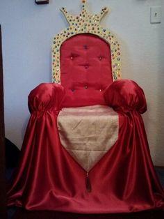 Kings chair Kingdom rock VBS