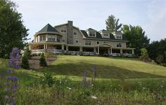 Inn at Thorn Hill - Jackson, New Hampshire. Jackson Bed and Breakfast Inns