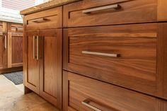 Modern Walnut Kitchen Cabinets Design Ideas 32 – decoratoo – Famous Last Words Natural Wood Kitchen Cabinets, Traditional Kitchen Cabinets, Walnut Cabinets, Staining Cabinets, Diy Kitchen Cabinets, Wood Cabinets, Kitchen Wood, Hickory Cabinets, Plywood Kitchen