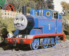 Good image of Thomas