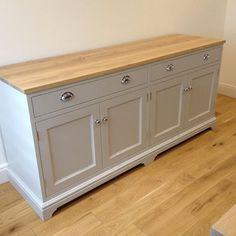 CoHebe.com - Solid wood frame sideboards available in all sizes and colours from £1450. Delivered and installed.