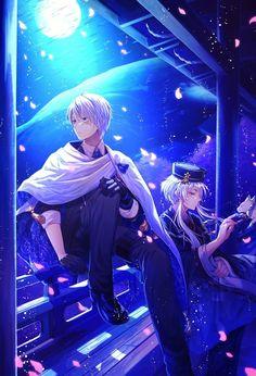 All Anime, Anime Guys, Anime Art, Touken Ranbu, Vampire Boy, Devian Art, Boy Art, Anime Demon, Manga Girl